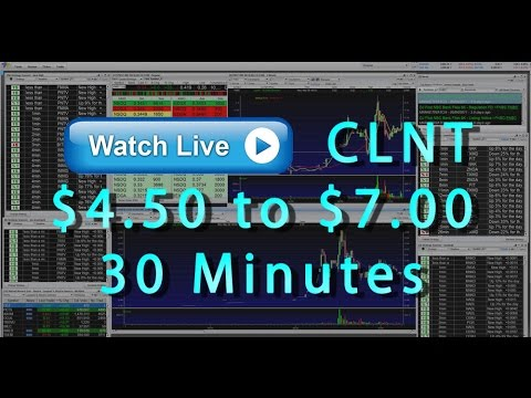 DayTrading LiveStream Strategy | How To Find Stocks That Spike Big