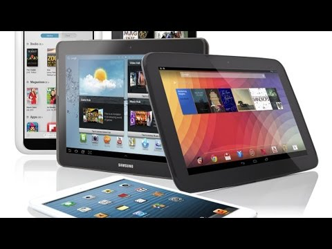 Top Ten Android Tablets 2017 |  Best Android Tablets - Trusted Reviews