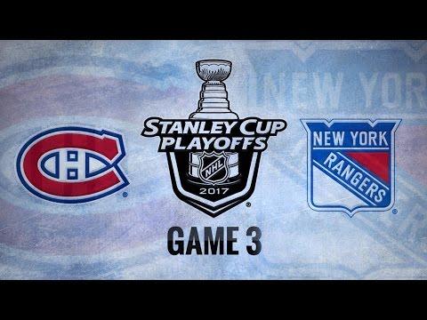 Radulov, Price lead Canadiens past Rangers in Game 3
