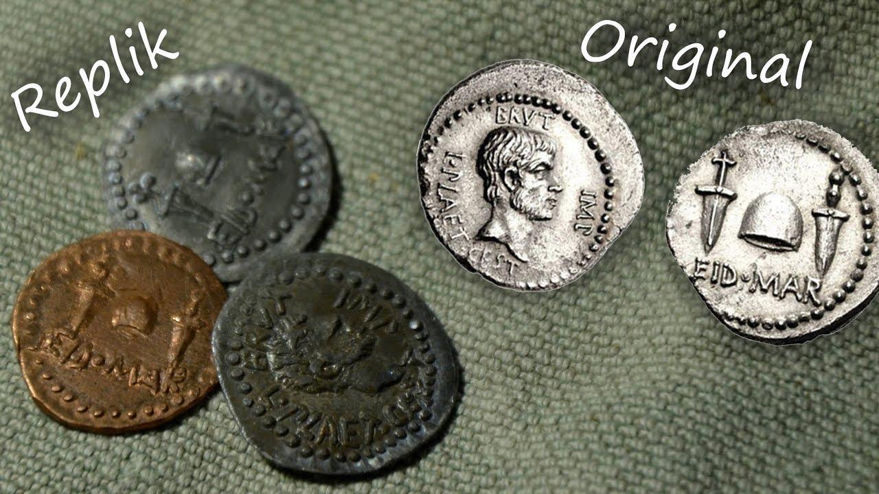 Münzstempel Gravieren Nach Historischem Vorbild Münze Selbst Prägen