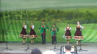 Задорный народный танец. Русское видео. Ютановка Лубянки