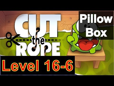 how-to-play-cut-the-rope-season-3-pillow-box-level-16-6-with-3-stars-walkthrough