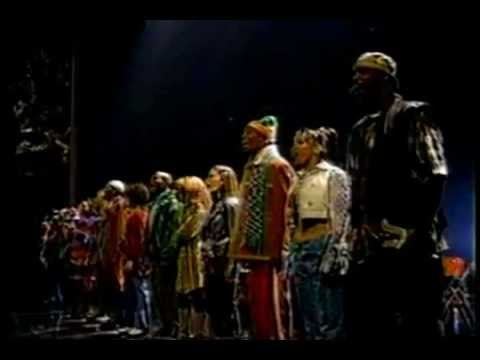 RENT 1996 Tony Awards