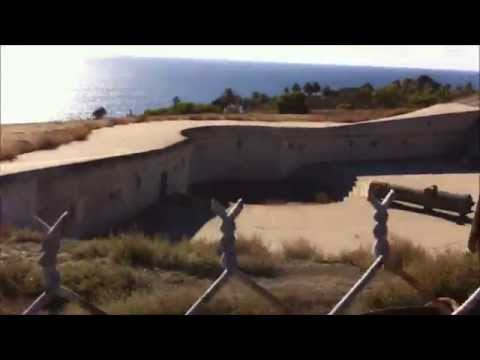 Fort MacArthur Military Post tour on Veterans day