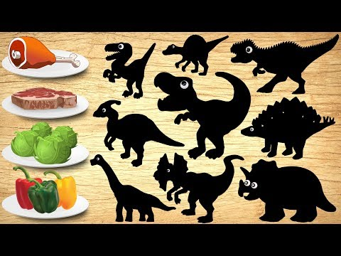Dinosaurs Puzzle for