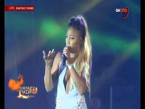 KME Performance At Ghana Meets Naija 2018