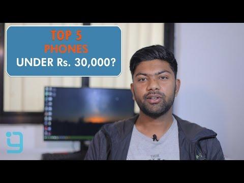 नेपालमा पाइने ३०,००० मुनीका ५ उत्कृष्ट फोनहरू / Top 5 Phones under Rs 30000 Nepali