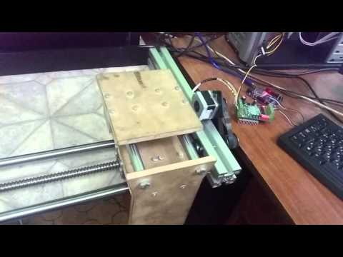 Hobby CNC project Bulgaria