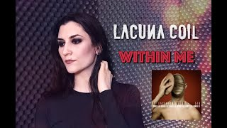 Angel Wolf-Black - Within Me (Lacuna Coil Cover)
