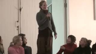 'Contact Improvisation Festival   Skiing On Skin Feb 14, 2011 First Circle   Introducing'