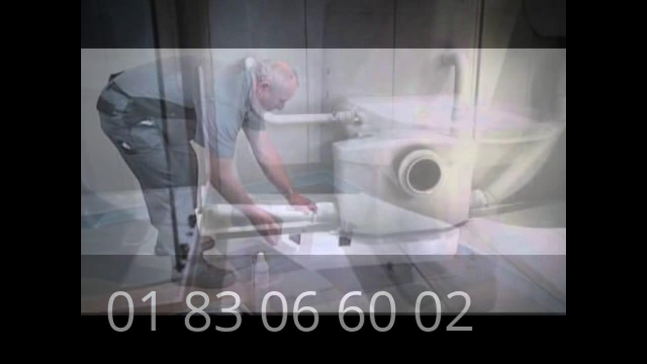 Comment changer un sanibroyeur wc youtube - Comment fonctionne un sanibroyeur ...