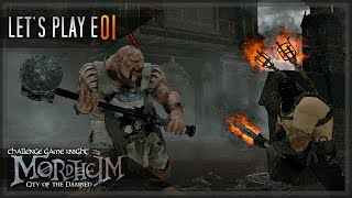 Challenge Game kNight - Mordheim: City of the Damned PvP vs. Begbras - Let