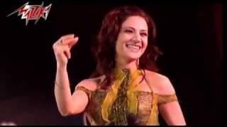 Hoby Lak - Diana Hadad حبى لك - حفلة - ديانا حداد