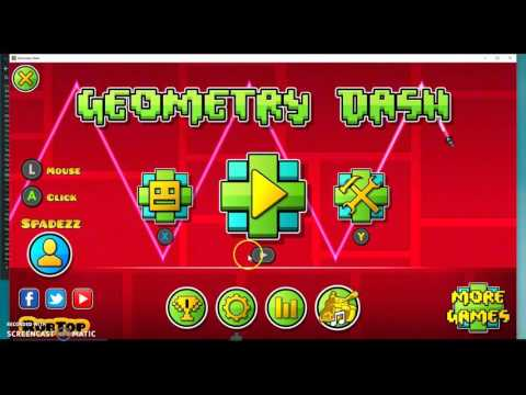How To Use A Controller For Geometry Dash!
