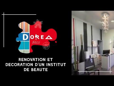 D Co D 39 Int Rieur En Milieu Professionnel Merchandising D 39 Un Salon Esth Tique Par Dorea D Co