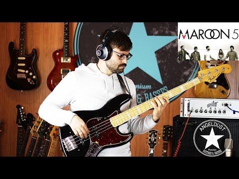 Bass cover / Maroon 5 - Misery (by AngelDust)