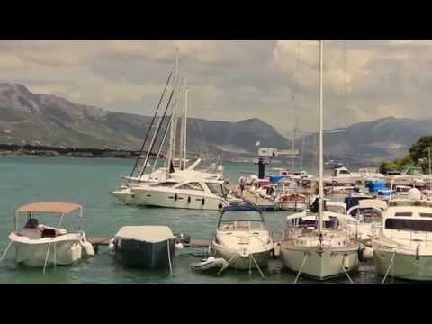 Split - Tragir. Croatia.
