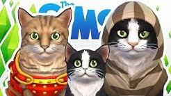 KISSANPENTUJA | Pelataan The Sims 4: Kissat ja Koirat #22