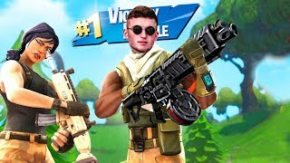 Infinite Lists Get A CRAZY WIN With A FAN! (FORTNITE)