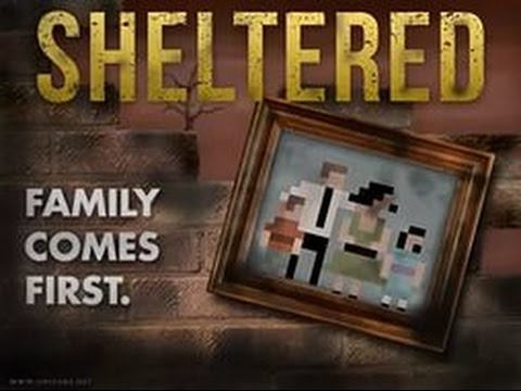 Где скачать Игру Sheltered ?-Where to download the Game Sheltered ?