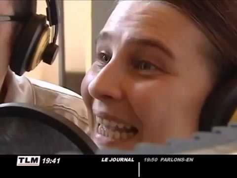 Reportage sur l'Ecole de la Voix  à Lyon   stage  Voice Talent  l'Interprète au Micro