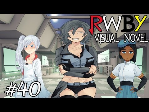 THE 2.0.1 UPDATE!    RWBY Visual Novel Episode 40 (RWBY Dating Simulator)