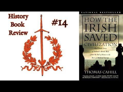 How the Irish Saved Civilization Book Review - Irish Readathon