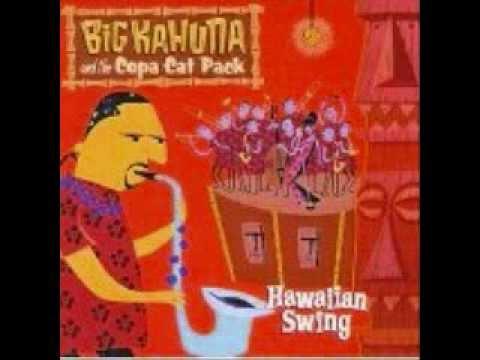 Matt Catingub and Big Kahuna & the Copa Cat Pack - Blue Hawaii