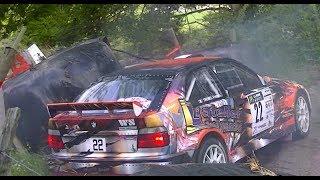Rallye de la Matheysine 2018 Crash Mistakes Limits Glisse Show