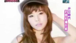 091117 SNSD 少女時代 - MTV 日韓音樂瘋 封面拍攝花絮