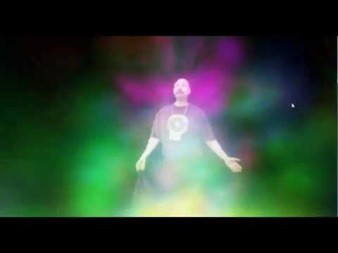 Jonathan Goldman -- Aura Video Of Intoning The Divine Name