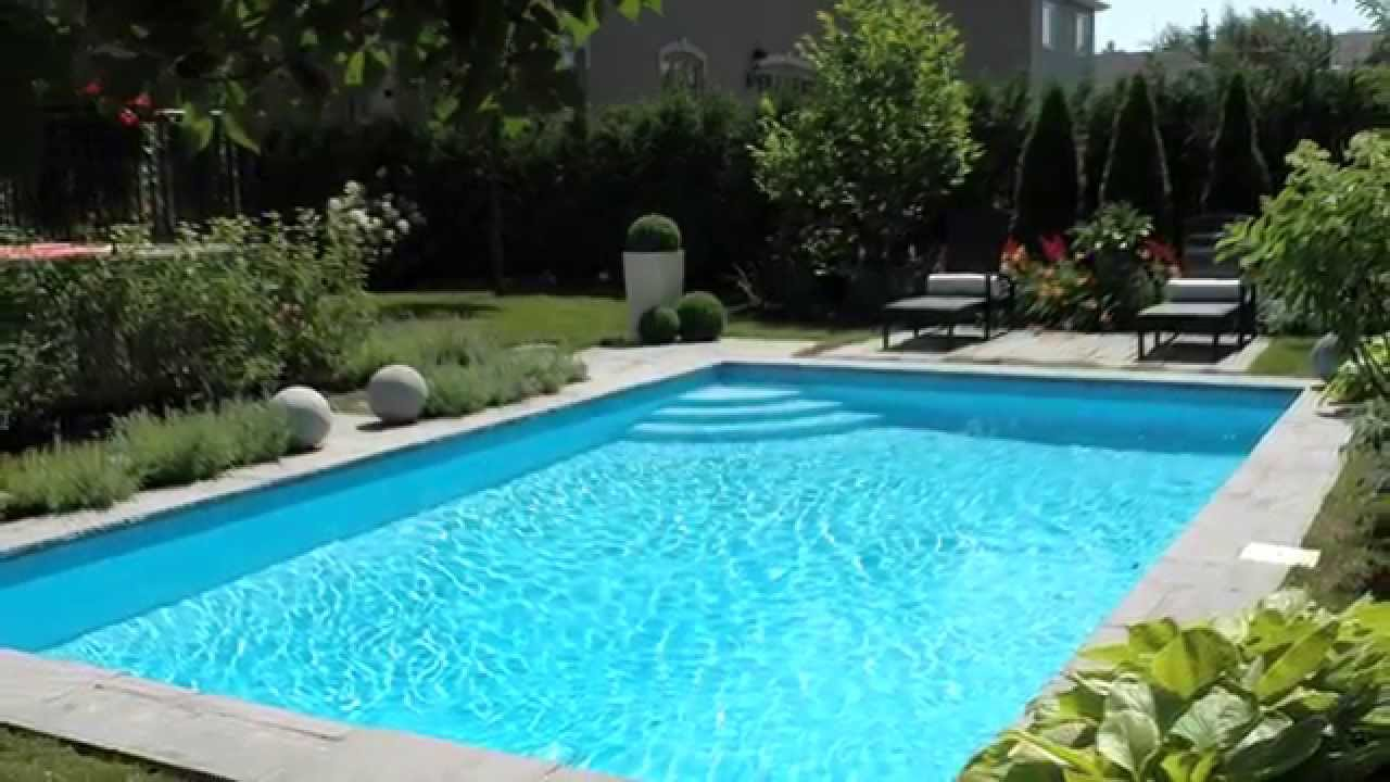 am nagement de piscines contemporaines innovations paysag es ladouceur youtube