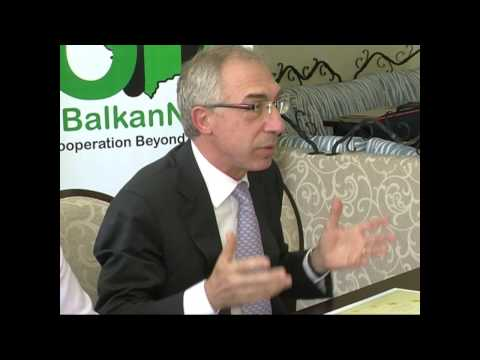 Alfonso Zardi Council of Europe - Leadership 2014 - namcb-org.bg