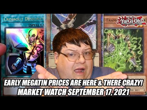 Early Megatin Prices Are Here & There Crazy! Yu-Gi-Oh! Market Watch September 17, 2021