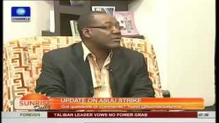 FG Responsible For ASUU Strike - Analyst Pt 1