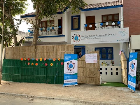 The Lighthouse Montessori School, Ahmedabad - An Introduction