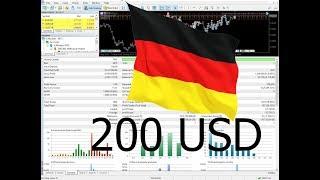 The best Forex Advisor EA Germany Expert  MT5
