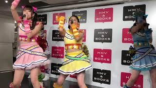2018.6.28 わーすた「JUMPING SUMMER」リリースイベント @HMV&BOOKS TOKYO.