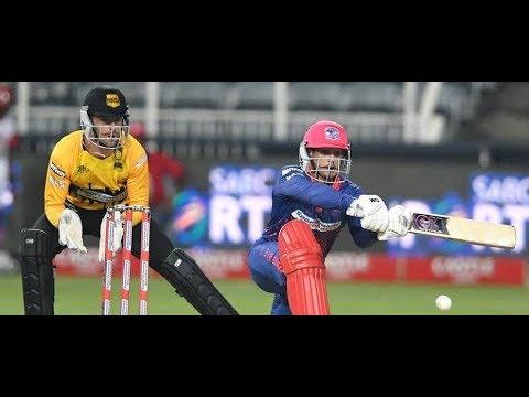 Jozi Stars_v_Cape_Town_Blitz - Match 9 - Johannesburg