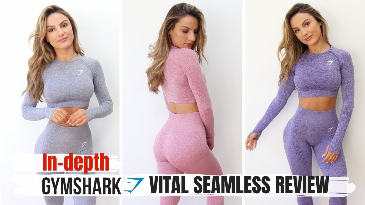 GYMSHARK HAUL |  Squat Proof, Sweat Proof and THE BEST LEGGINGS EVER