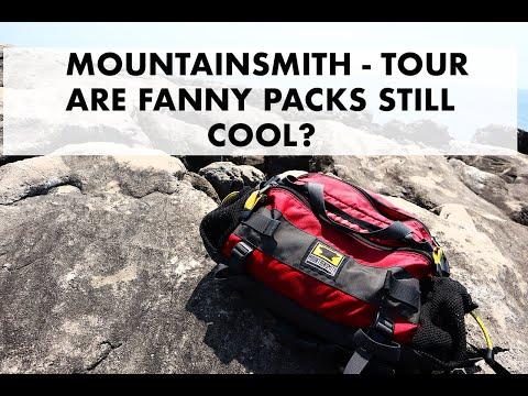 Mountainsmith Tour Review - Best Lumbar pack ever?