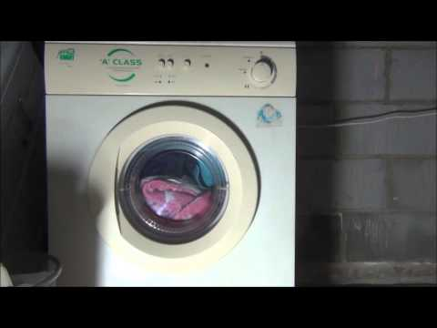 White Knight A-class CL847 Dryer : Extra Dry