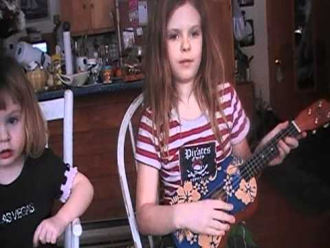 Tikopia recieved a wonderful precent !!!A Ukulele !!!! She loves it !!! ,THank You !