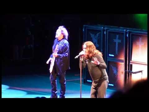 Black Sabbath:Mountain View, Ca 8/26/2013