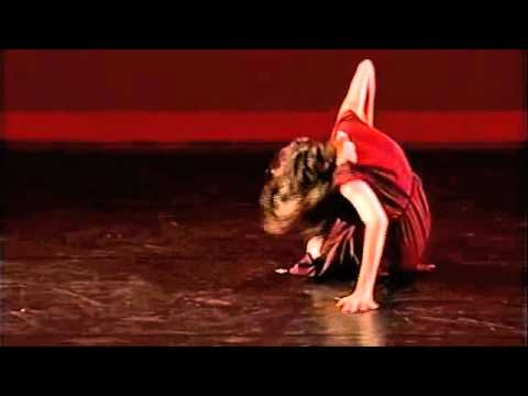 DANCES BY ISADORA  Isadora Duncan's DANCE OF THE FURIES (opening and solo)