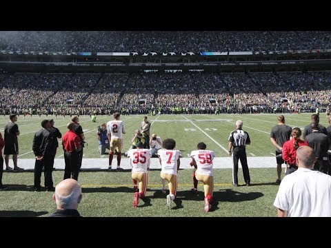 NFL Bans National Anthem Protests On Same Day Video of Police Tasering of NBA Player is Released