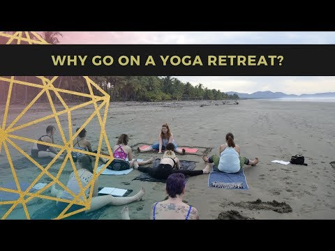 Yoga Retreat In Costa Rica // Why Take The Risk? // Is It Worth It?