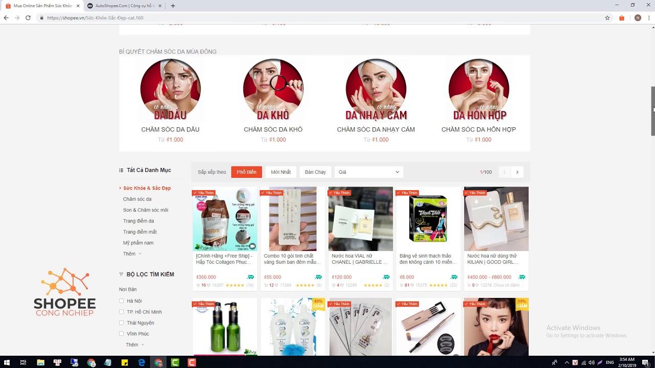 Nghiên cứu thị trường bán hàng shopee | Bắt đầu bán hàng shopee