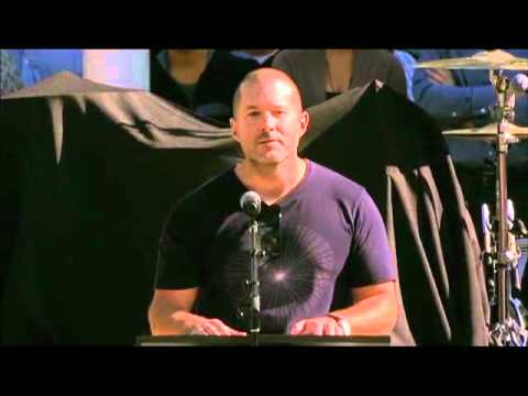 John Ive On Remembering Steve Jobs