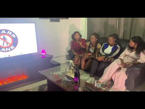 Fantana - So What ( REACTION VIDEO ) Sharp Lane Chat Room ( Music Video Reviews - Ghana )